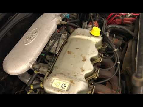 Ford Escort Xr3i for sale at 1retrocars Engine starting from cold .