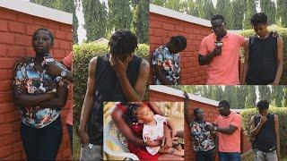 Hmm. Rashida Black Beauty, Boyfrnd & Baby in Cr!tic@l P@in after Movie Producer used her & Dump her
