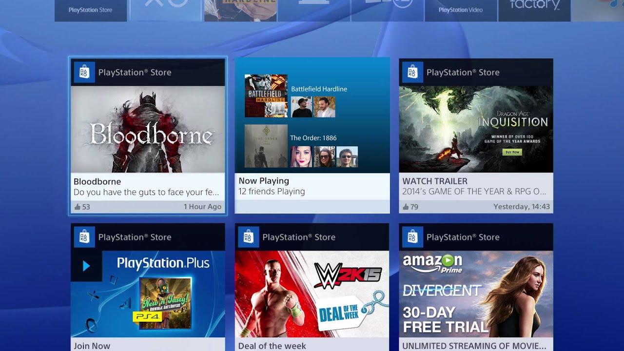 PS4 recibirá mañana la actualización 2.50