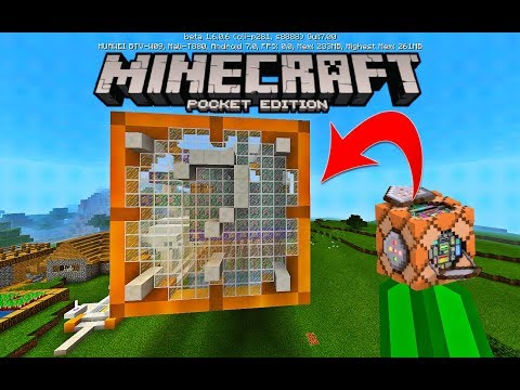 How to make a working lucky block in MCPE | command block