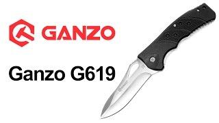 Ganzo G619 - відео 2