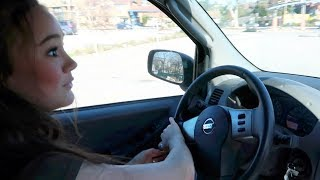 I Drive For The FIRST Time!! FionaFrills Vlogs