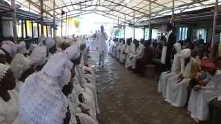 Invoking The Miraculous thru Thanksgiving by Prophet Oluwambe Ojagbohunmi