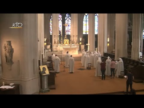 Vêpres et messe à St-Gervais du 27 juillet 2019