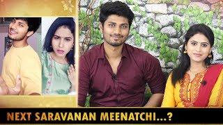 என் பேர பச்சை குத்திட்டாங்க, கைல கழுத்துலனு... | Actor Akshay and Actress Tamil Rithika Interview