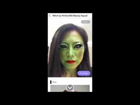 How to capture and share video from Perfect365 Explorer