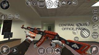 CS GO Mod v3 Office Map Gameplay
