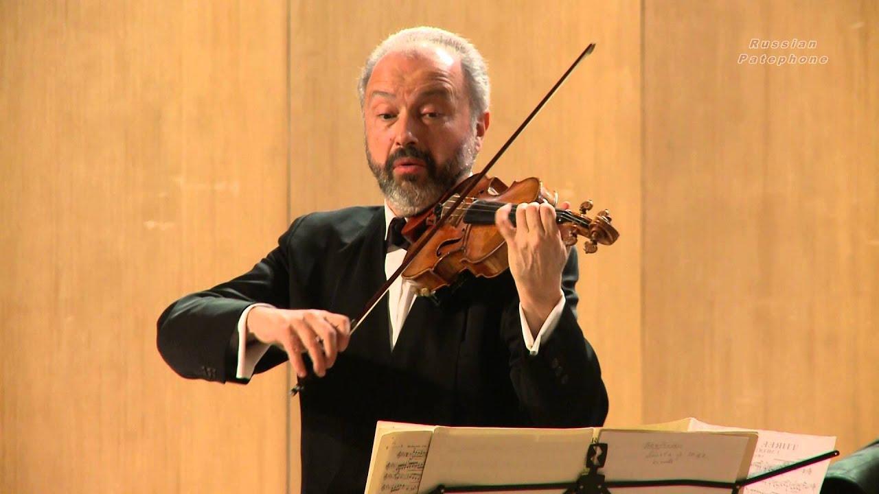 Tchaikovsky Souvenir d'un lieu cher, Op.42 – Dmitri Sitkovetsky & Yuri Rozum