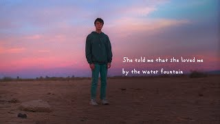 Alec Benjamin - Water Fountain [Official Lyric Video]