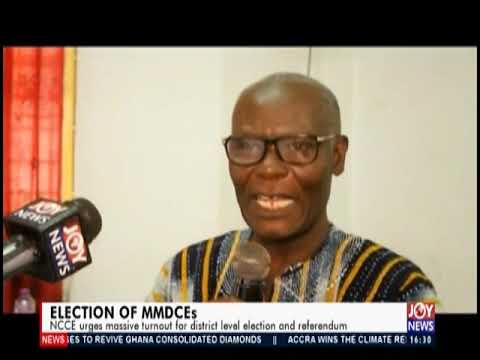 Election of MMDCEs - The Pulse on JoyNews (14-10-19)