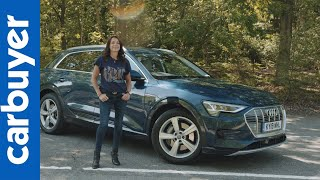 Audi e-tron SUV 2020 in-depth review - Carbuyer