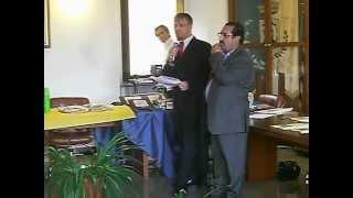 preview picture of video 'UN POETA PER CASO 2012 IV ED. AULA CONSILIARE COMUNE MARTA (VT) EMANUELE CARIOTI @ 22/09/2012'