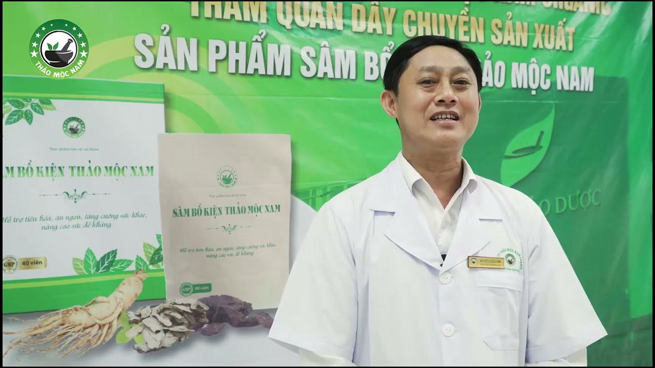 Dược sĩ Nguyễn Hồng Sơn hơn 30 năm công tác trong ngành dược