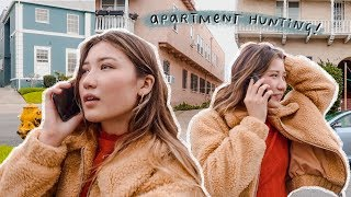 APARTMENT HUNTING IN LA (a strugglebus saga)