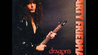 Marty Friedman - Dragon's Kiss (full album)