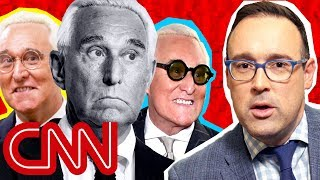 Roger Stone's bizarre guide to political strategy | With Chris Cillizza