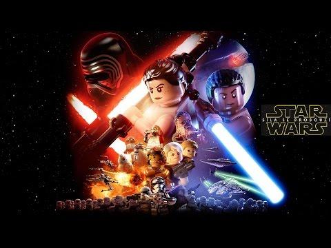 Teaser na Lego Hvězdné Války: Síla se probouzí