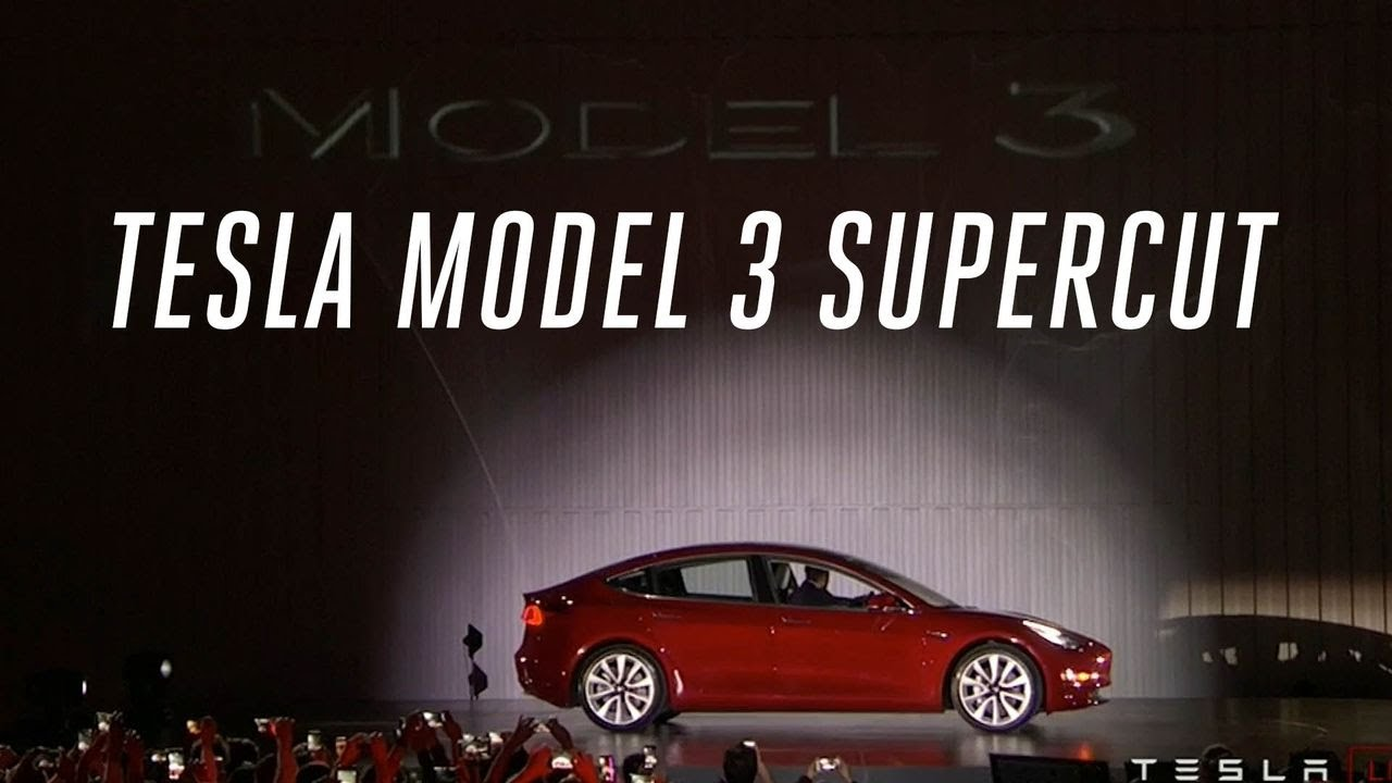 Tesla Model 3 launch event in 5 minutes thumbnail