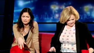 FULL INTERVIEW: Jill Hennessy and Caroline Rhea