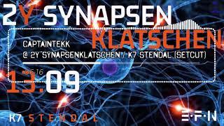 CaptainTekk @ 2Y Synapsenklatschen  K7 Stendal (Setcut) | HARDTEKK | [HD]
