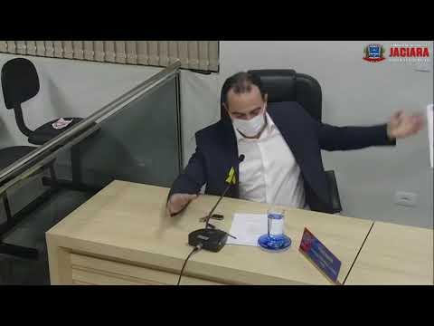 Sessão Ordinária - AO VIVO - 21/09/2021