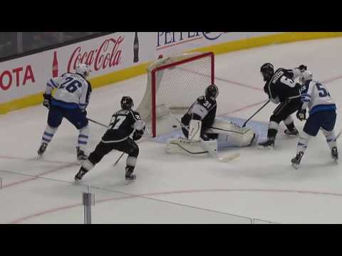 Winnipeg Jets vs Los Angeles Kings - March 23, 2017 | Game Highlights | NHL 2016/17