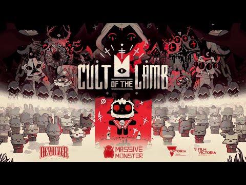 Trailer d'annonce de Cult of the Lamb