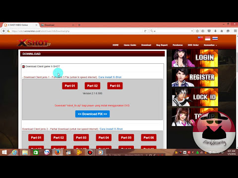 Video Cara Instal Xshot indonesia 2.0