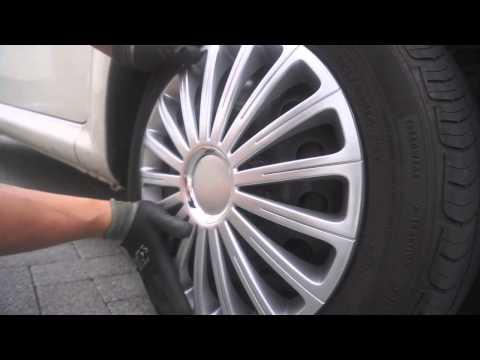 Gonwil Autoteile die richtige Montage von Radkappen