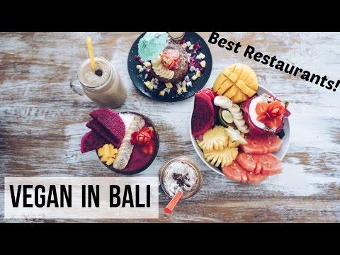 Video Best Vegan Restaurants in Bali