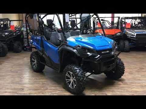 2017 Honda Pioneer 1000-5 Deluxe in Murrieta, California