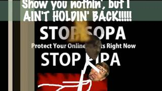 Hitler's message to SOPA, PIPA and Lamar Smith