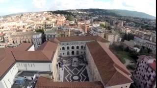 preview picture of video 'Monumenti Benevento drone'