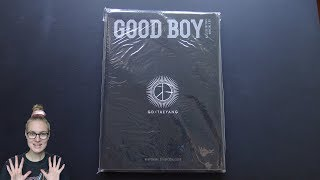 Unboxing GD X TAEYANG Special Single Album GOOD BOY