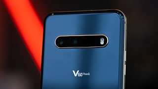 LG V60 ThinQ 5G hands-on: Upgrades that matter