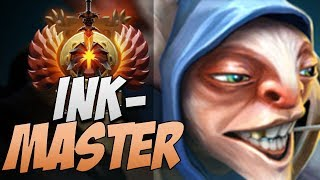 Ink Meepo - Master in 7.20 | Dota Gameplay
