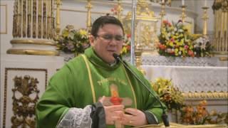 Homilia Padre Geovane Missa Dominical da 16ª semana do Tempo Comum