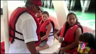 preview picture of video 'Bahias de Huatulco Dreams Huatulco 2009 Fam. Silva HD'