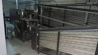preview picture of video 'صناعة-افران-خبز-في-تركيا قماز-ميتال Bake ovens industry'