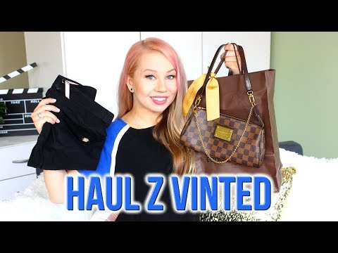 HAUL Z VINTED #2│Kate Wednesday