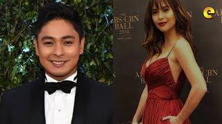 Coco Martin Iniwasan si Yassi Pressman sa ABS-CBN Ball