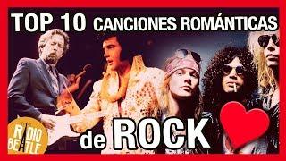 Las 10 Canciones de Rock Más Románticas de la Historia | Radio-Beatle