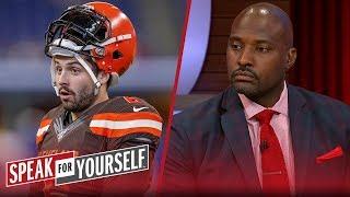 Marcellus Wiley defends Daniel Jones, says Baker