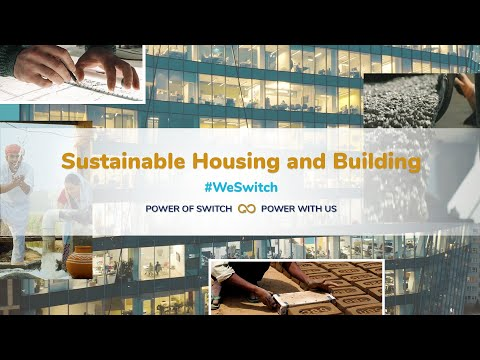 SWITCH-Asia Sustainable Housing and Building