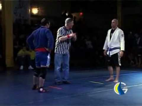 Team Russian Sambo vs. Team Brazilian Jiu-jitsu 1 of 4
