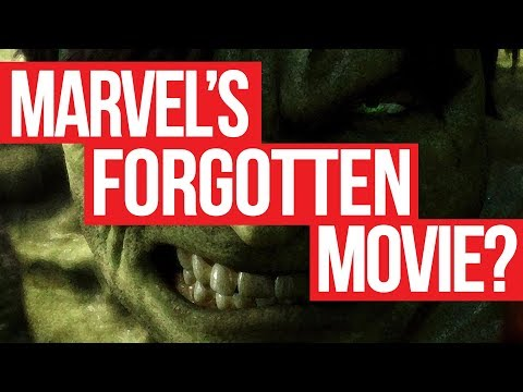 THE INCREDIBLE HULK: Marvel's Forgotten Movie | Cult Popture