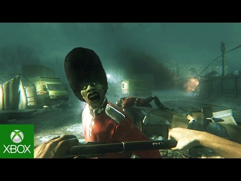 "ZOMBI Launch Trailer – ""Do you want to live?"" thumbnail"