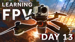 Can I fly with the TBS Tango II? [Day 13] Learning how to fly a FPV Drone LIFTOFF SIMULATOR фото
