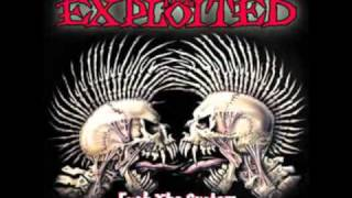 The Exploited:Dogs Of War(with lyrics)