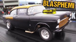 Mike Finnegan Goes Toe to Toe with Drag Week Struggles